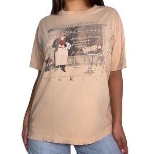 90's Paris T-shirt